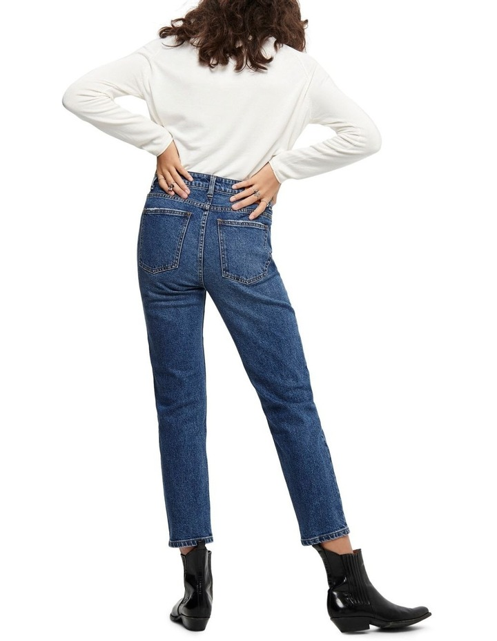 Emily High Waisted Jeans image 2