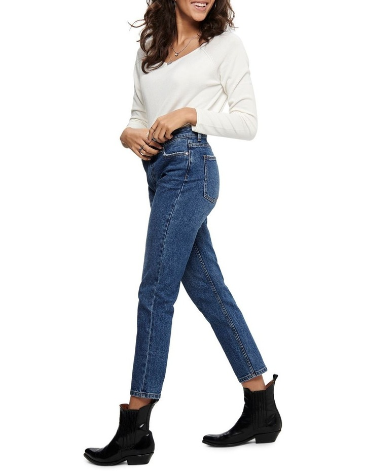 Emily High Waisted Jeans image 3