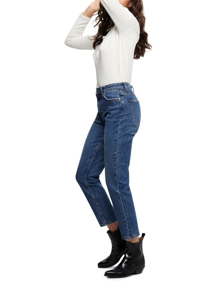 Emily High Waisted Jeans image 4