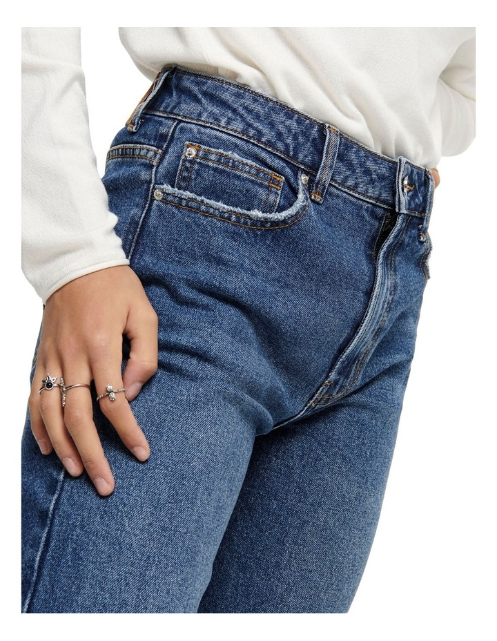 Emily High Waisted Jeans image 5