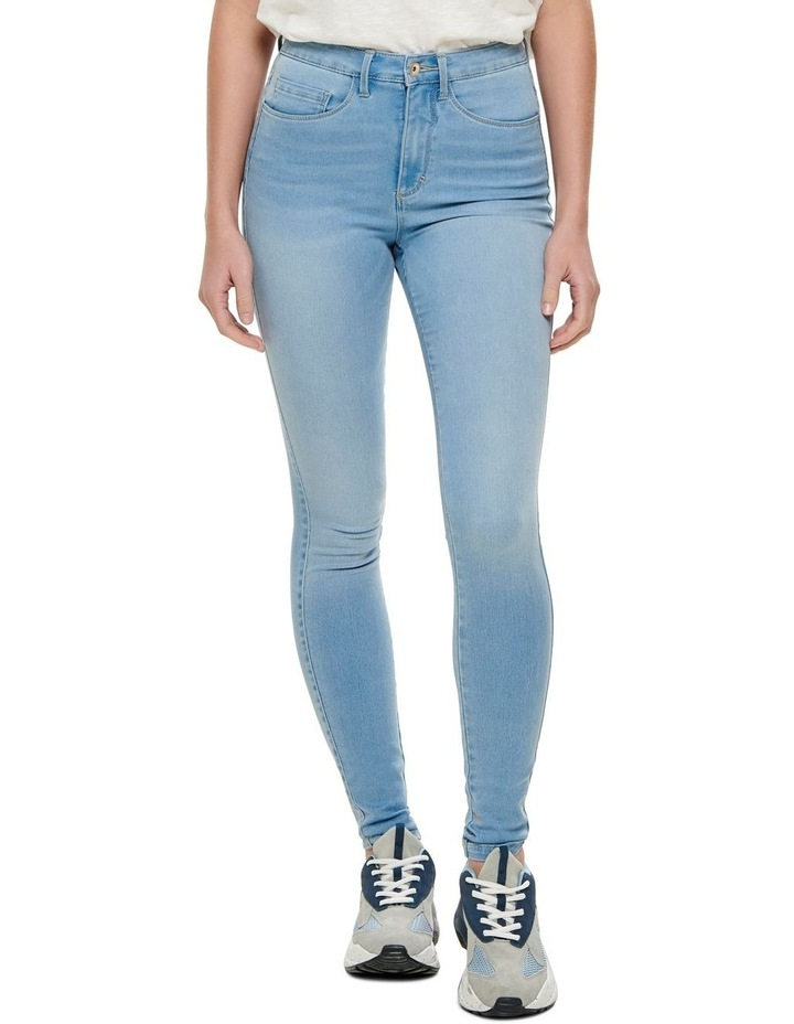Royal High Waist Skinny Fit Jeans image 1
