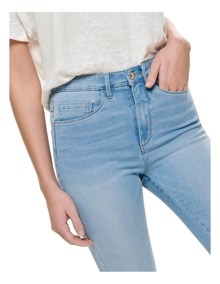 Royal High Waist Skinny Fit Jeans image 4