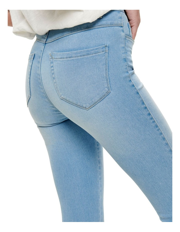 Royal High Waist Skinny Fit Jeans image 5