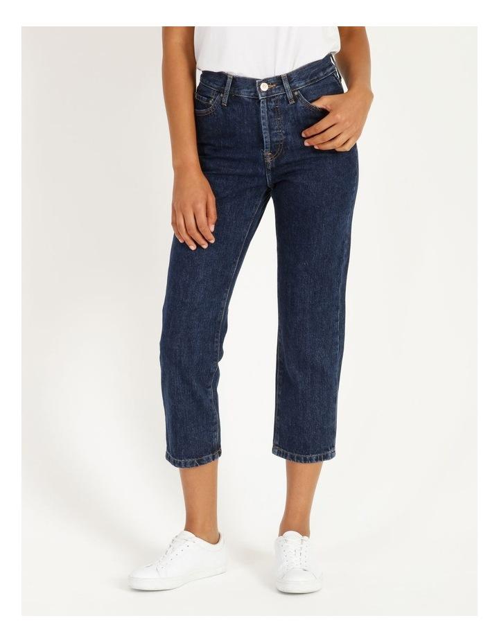 Fine High Waisted Jeans image 1