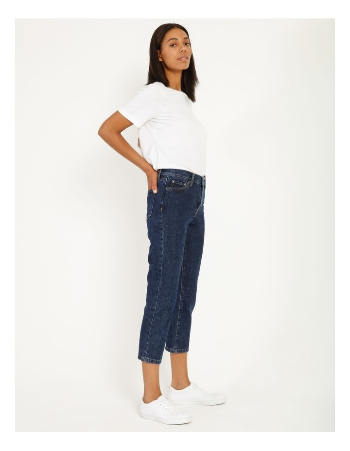 Fine High Waisted Jeans image 2