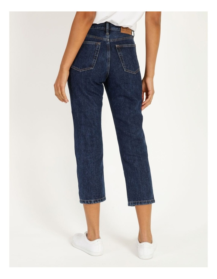 Fine High Waisted Jeans image 3