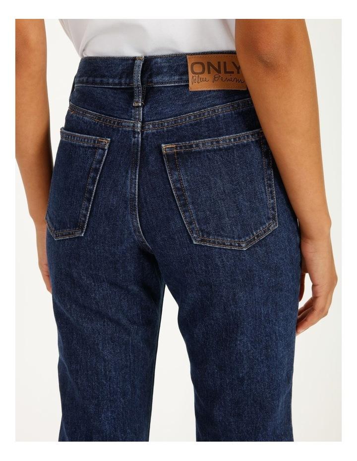 Fine High Waisted Jeans image 5