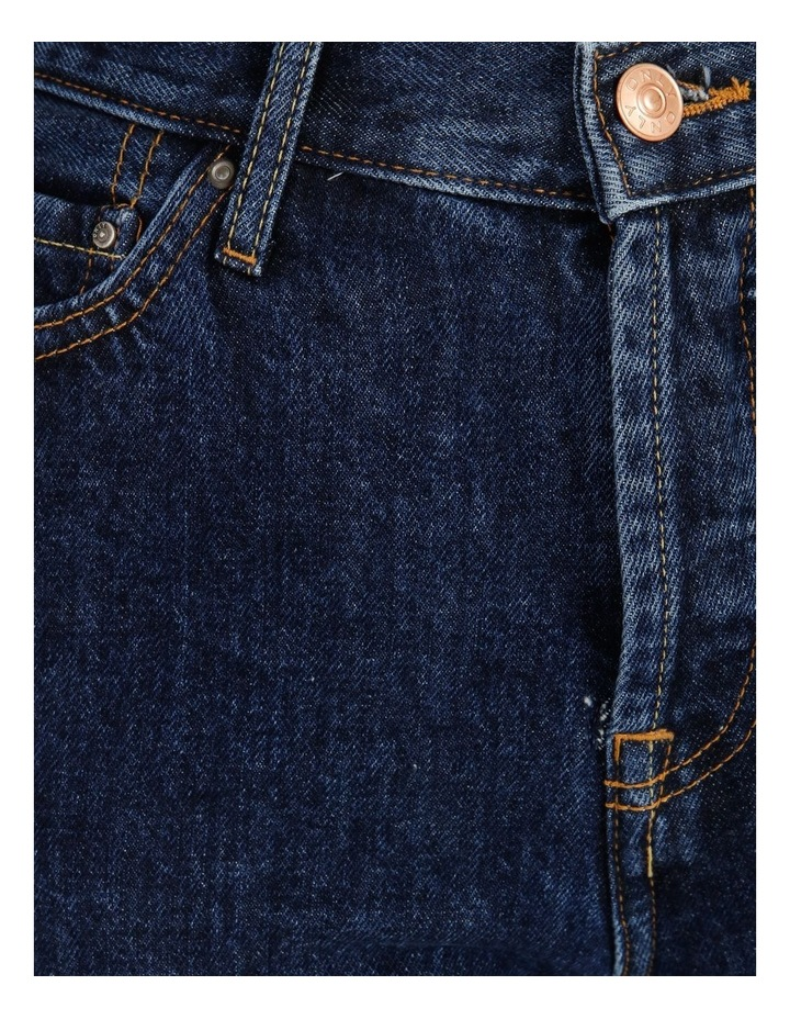 Fine High Waisted Jeans image 6
