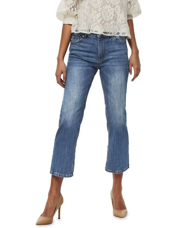 Kenya Life Crop Jeans image 1