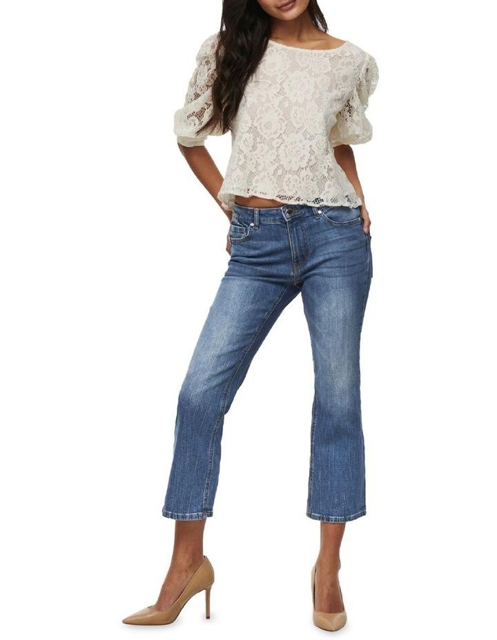 Kenya Life Crop Jeans image 3