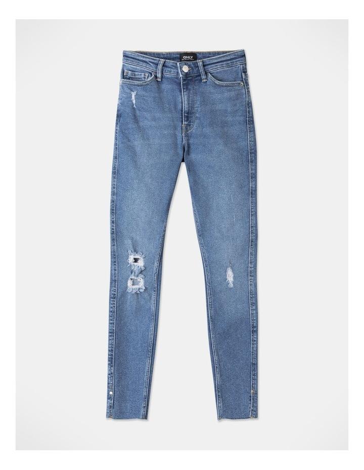 Blake High Waisted Skinny Jeans image 1