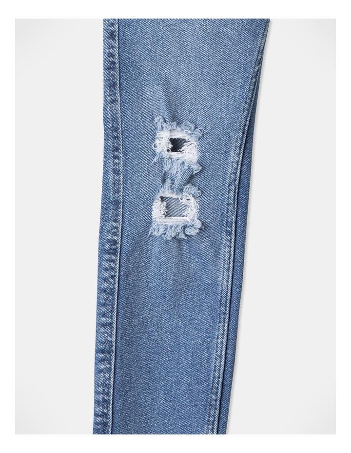 Blake High Waisted Skinny Jeans image 4