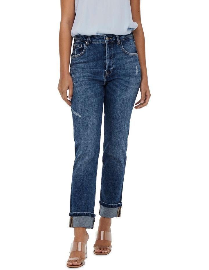 Scarlett Life High Waisted Denim Jeans image 1