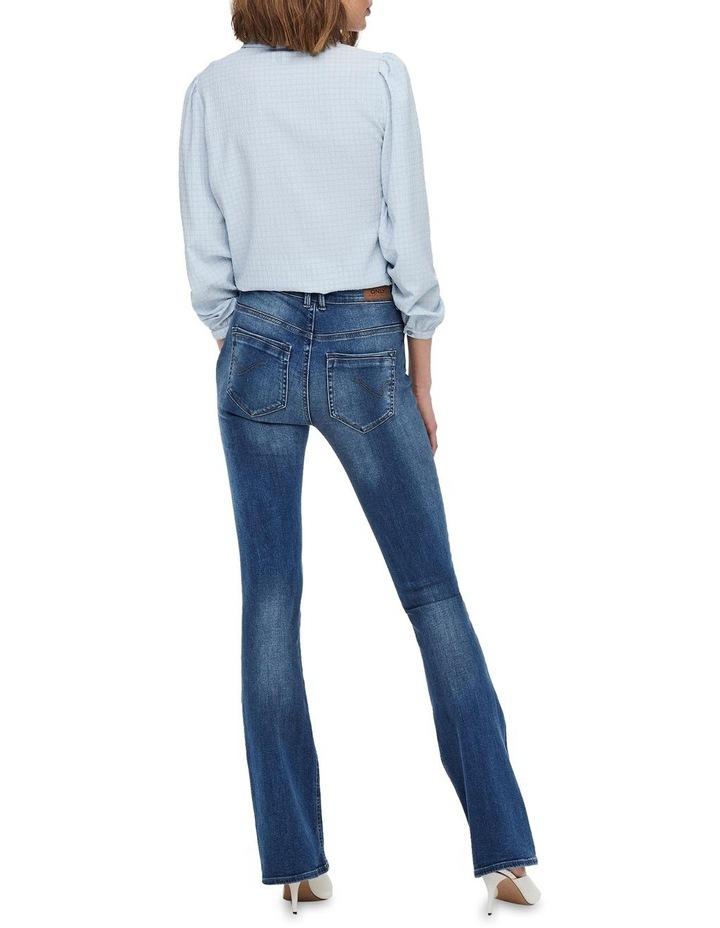 Paola Life High Waisted Flared Jeans image 2