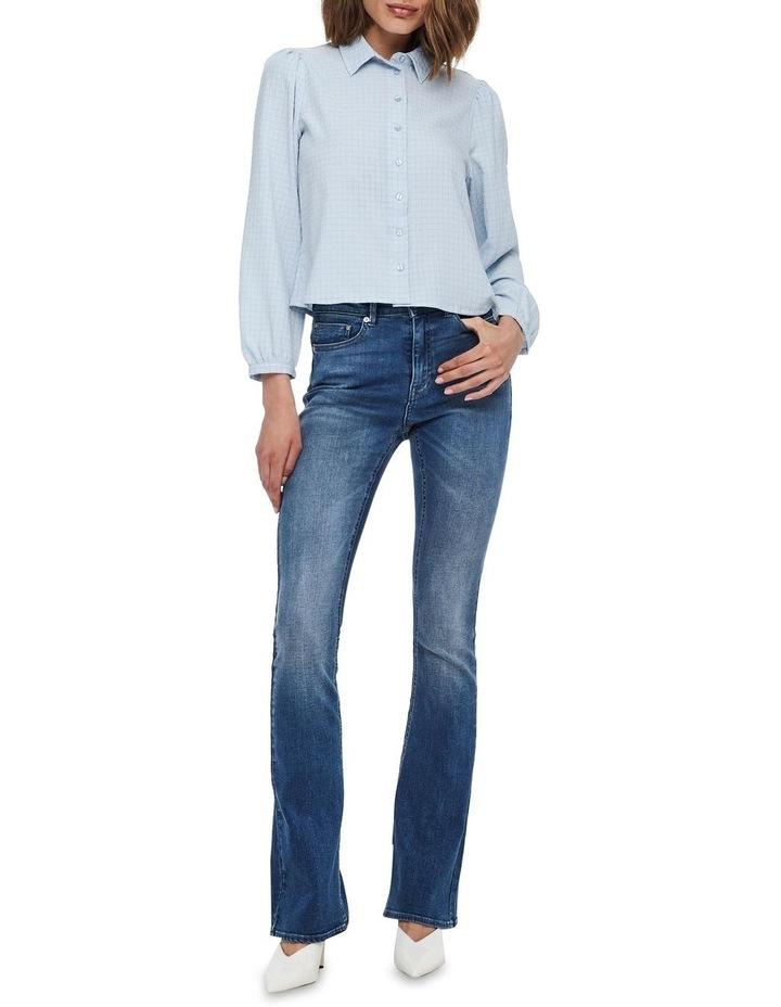 Paola Life High Waisted Flared Jeans image 3