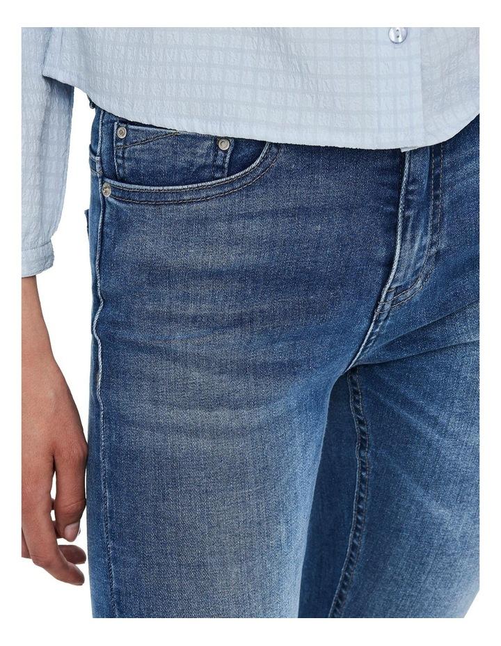 Paola Life High Waisted Flared Jeans image 4