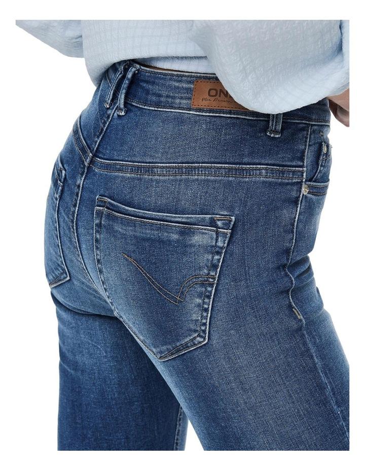 Paola Life High Waisted Flared Jeans image 5