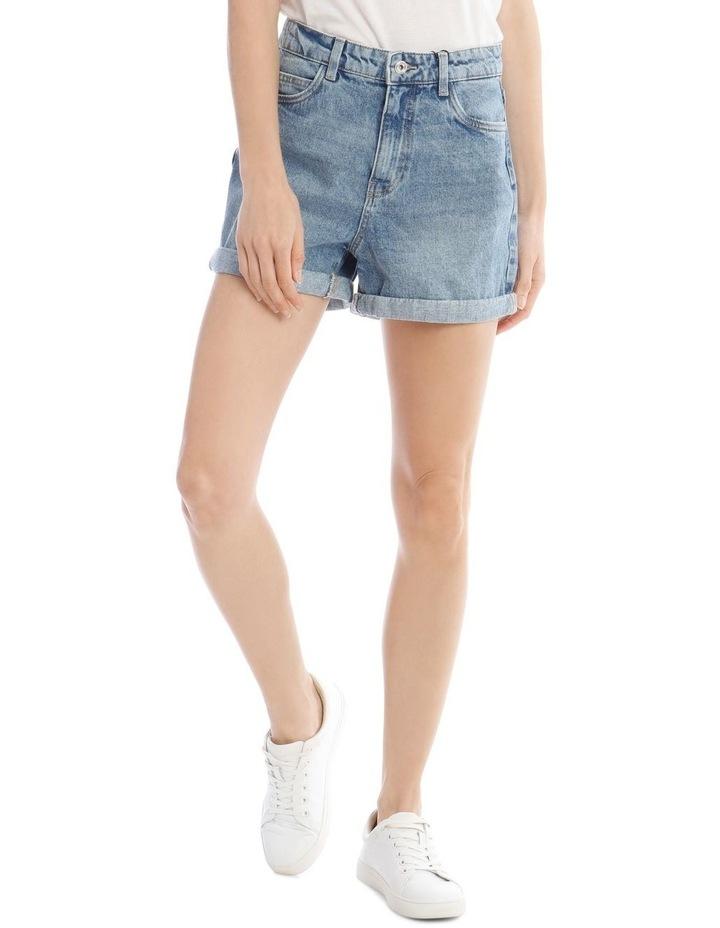 Mom Mini Shorts image 1