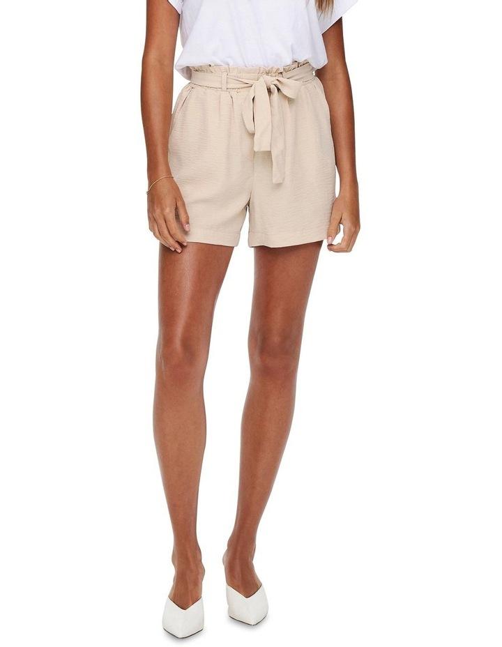 Lavender Paperbag Shorts image 1
