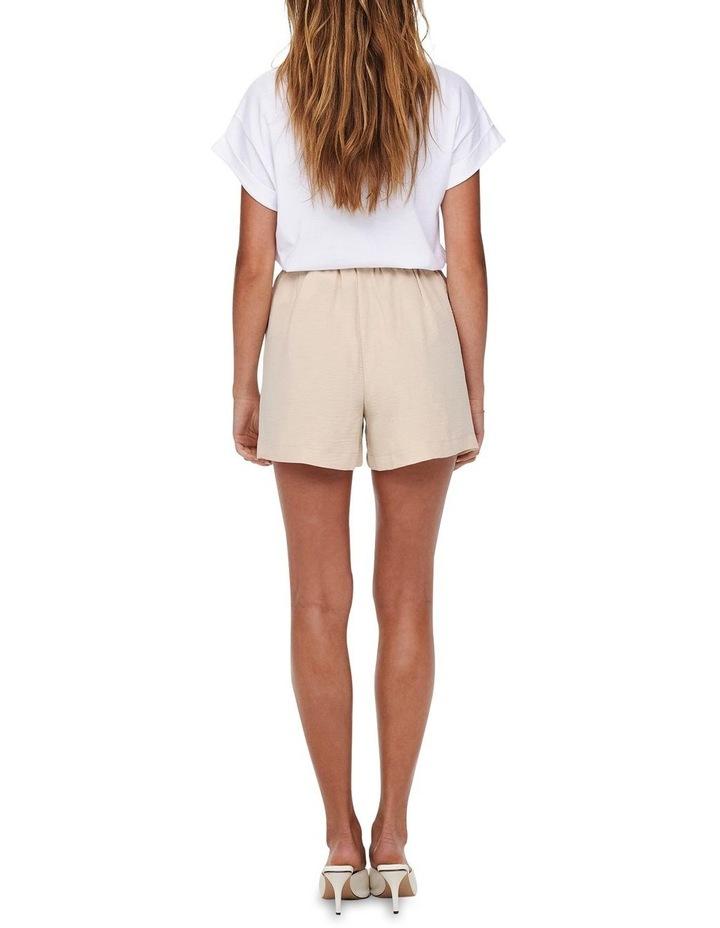 Lavender Paperbag Shorts image 2