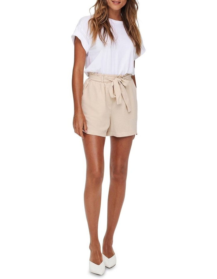 Lavender Paperbag Shorts image 3