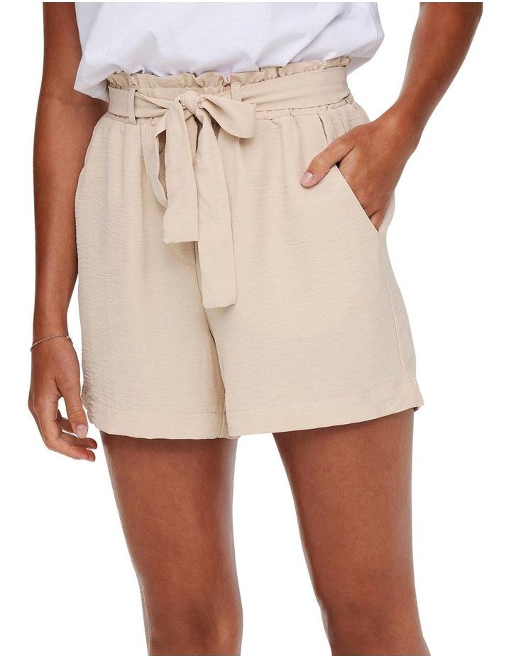 Lavender Paperbag Shorts image 4