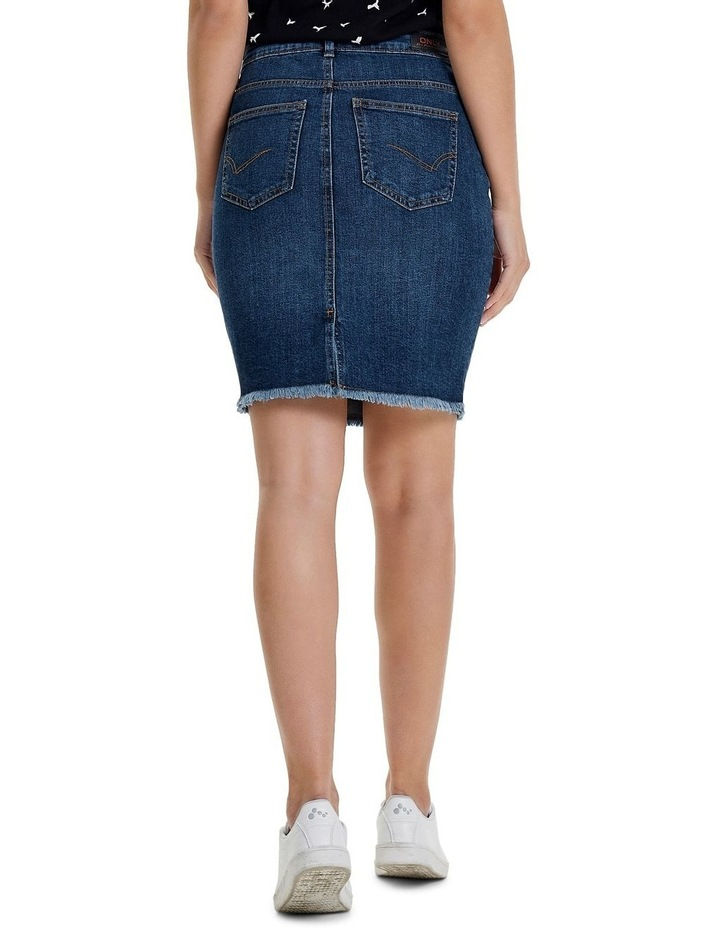 Leliza Denim Skirt image 2