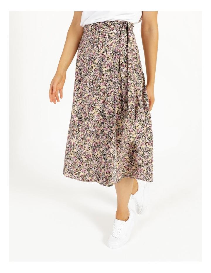Fave Long Wrap Skirt image 1