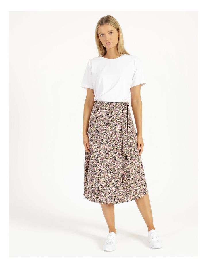 Fave Long Wrap Skirt image 2