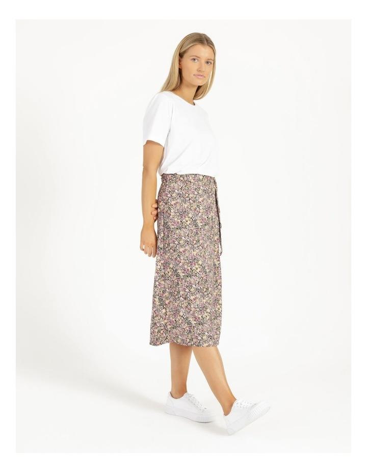 Fave Long Wrap Skirt image 3