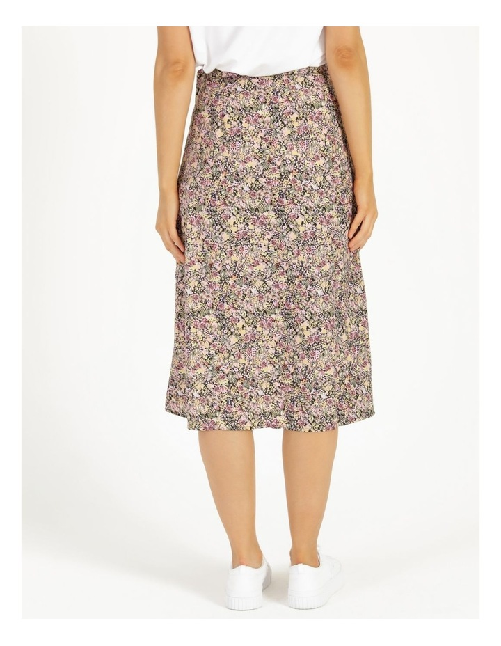 Fave Long Wrap Skirt image 4