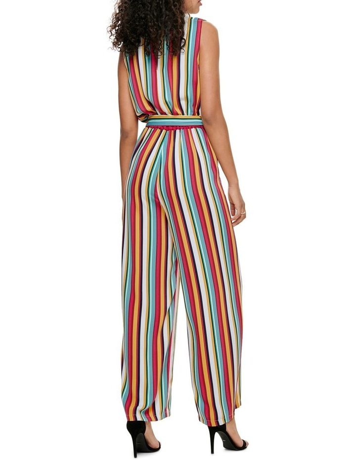 Milly Stripe Jumpsuit image 2