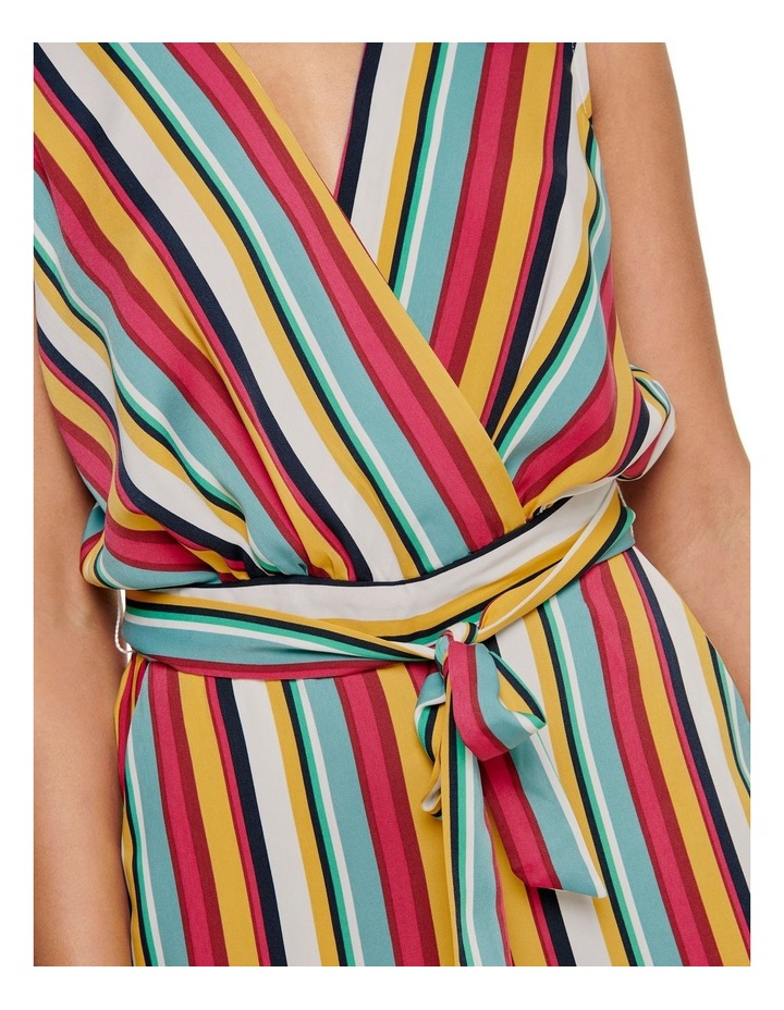 Milly Stripe Jumpsuit image 4