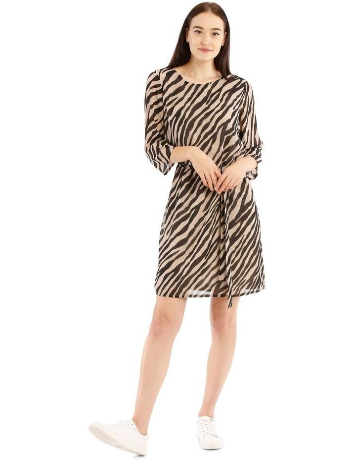 Chiffon Printed Dress image 1