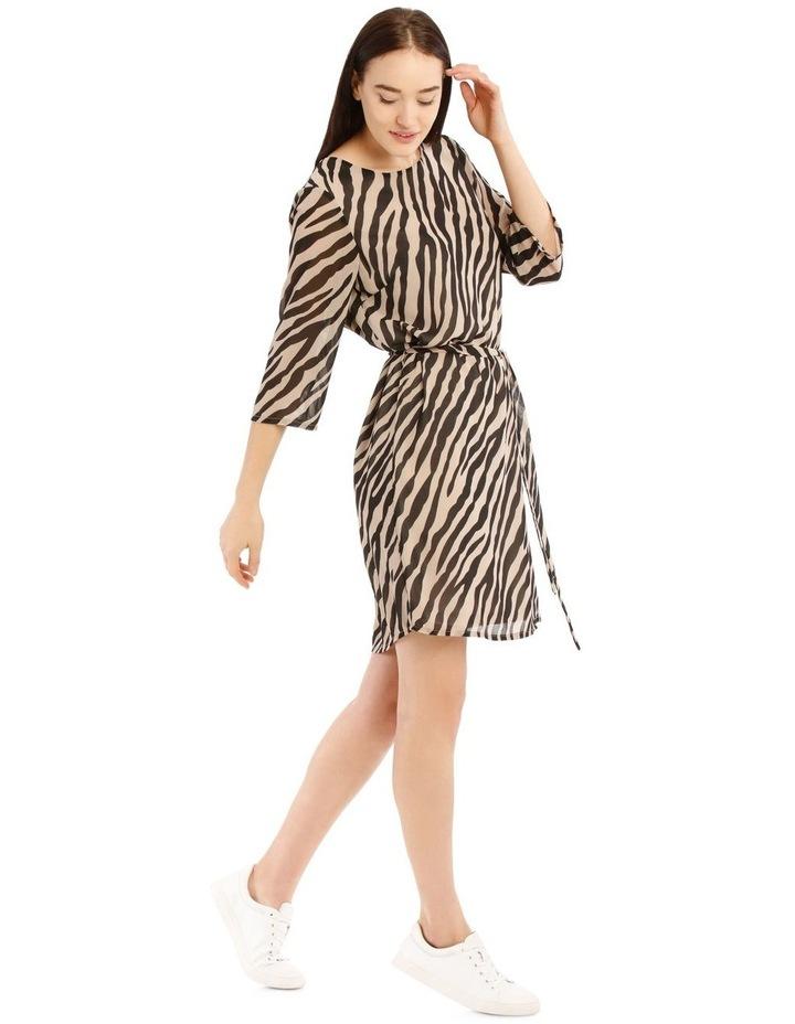 Chiffon Printed Dress image 2