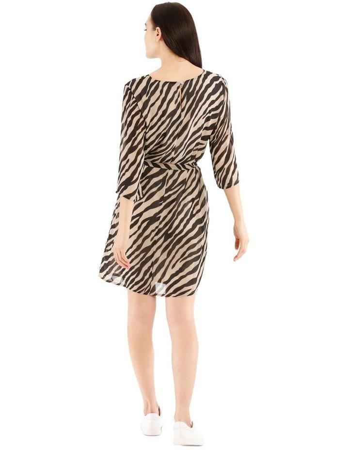 Chiffon Printed Dress image 3