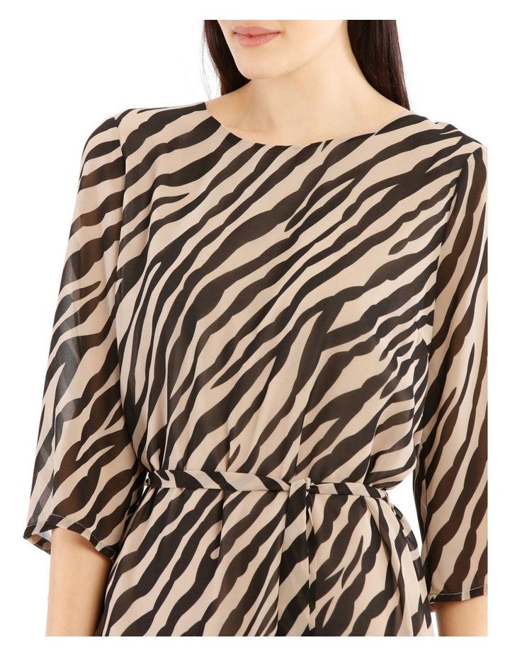 Chiffon Printed Dress image 4