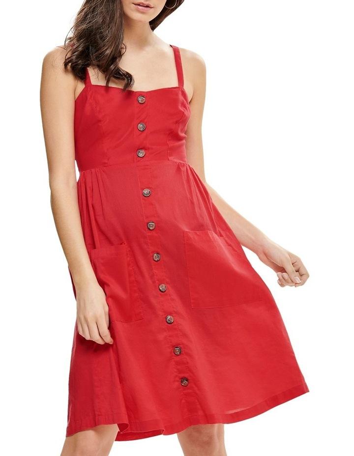 Frida Strap Dress image 1