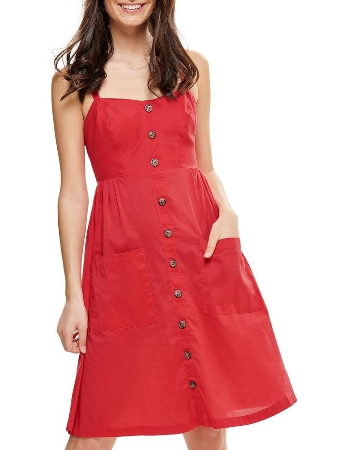 Frida Strap Dress image 3