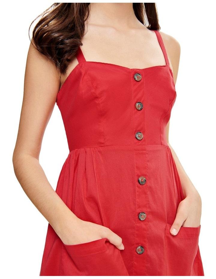 Frida Strap Dress image 5