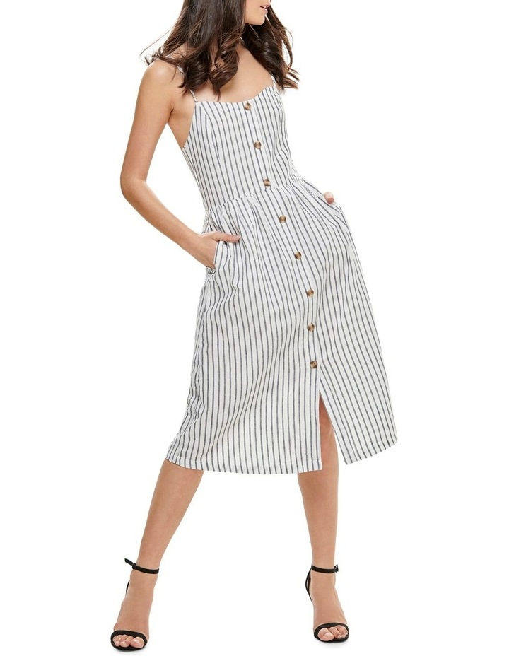 Luna Striped Dress image 3