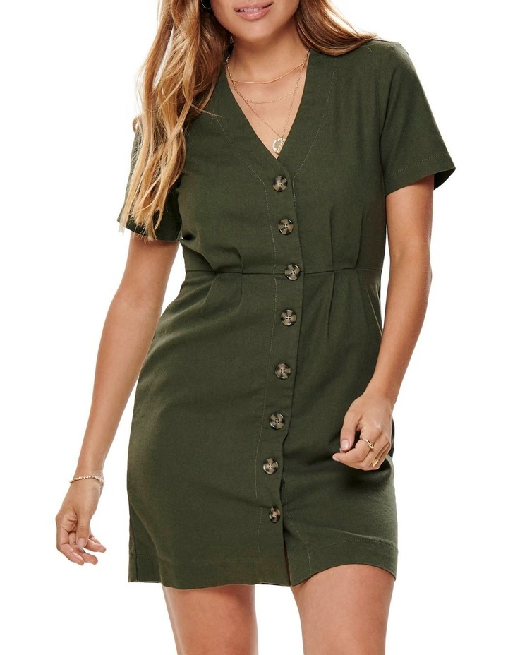 Button Dress image 1