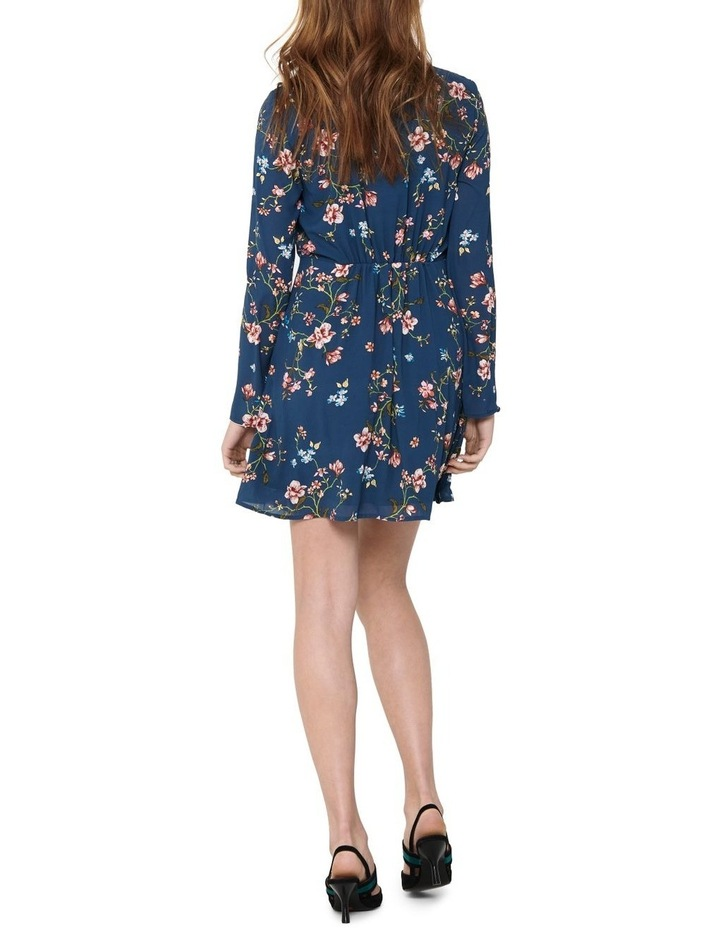 Claire Long Sleeve Short Dress image 2