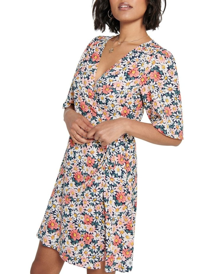 Hey Daisy Short Sleeve Wrap Dress image 5