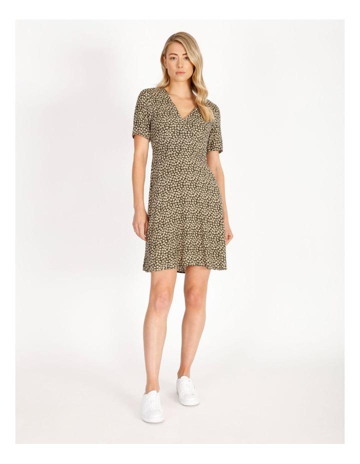 Jada Short Sleeve Dress image 1