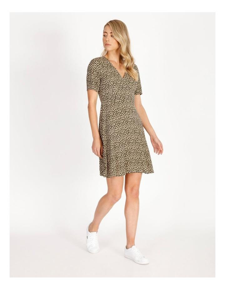 Jada Short Sleeve Dress image 2