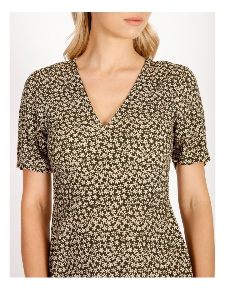 Jada Short Sleeve Dress image 4