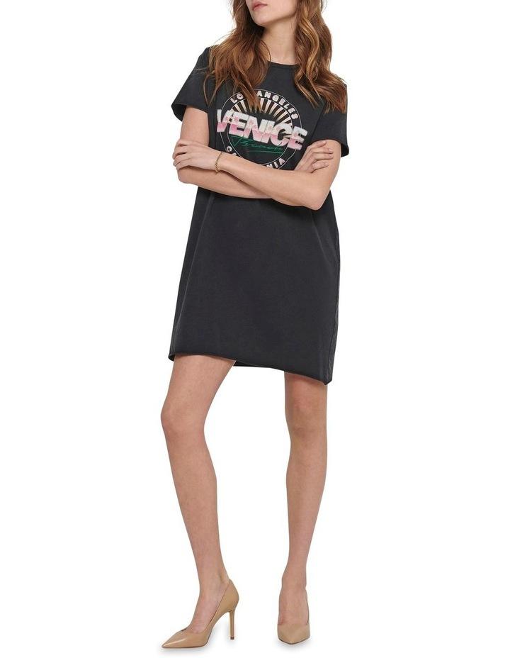 Lucy Life Short Sleeve Dress Black image 3