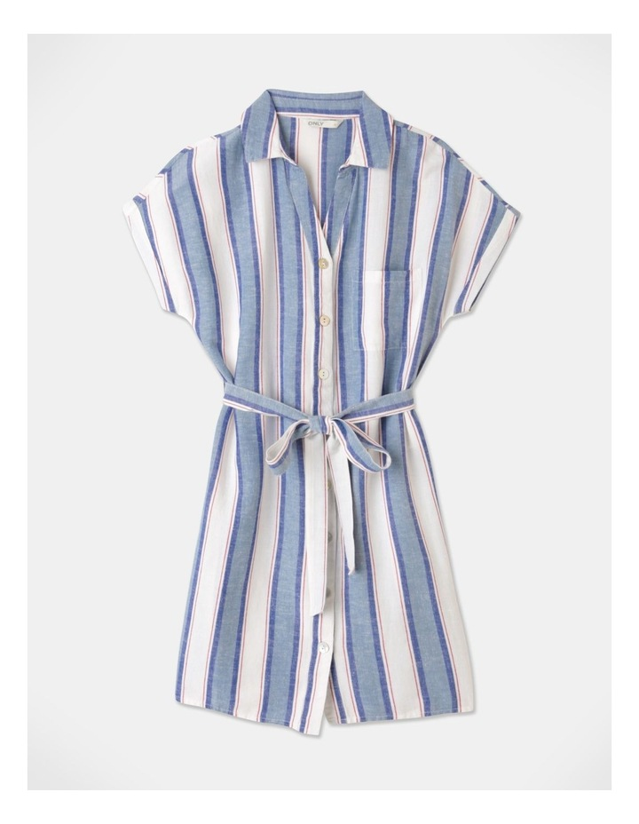 Joelle Short Sleeve Shirt Dress image 1