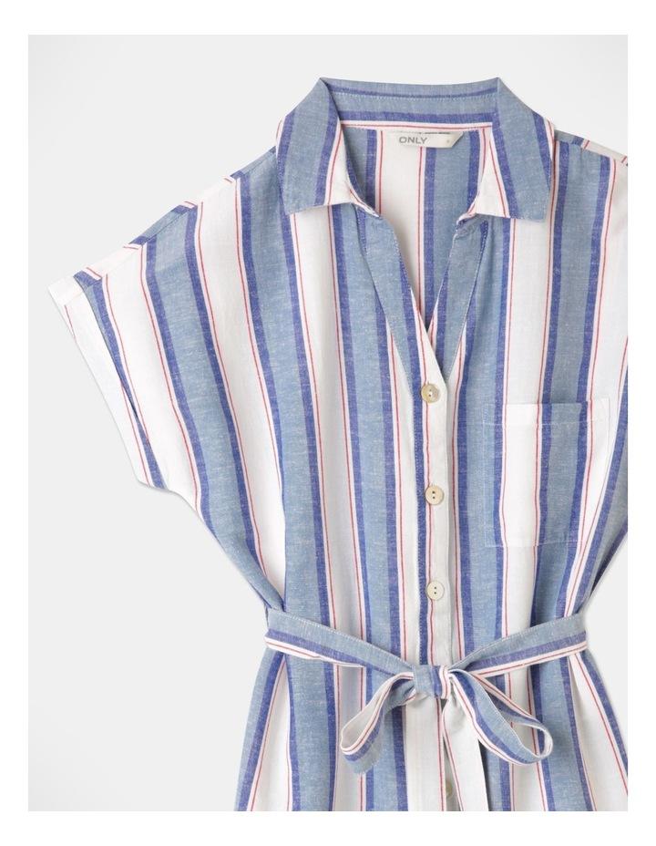 Joelle Short Sleeve Shirt Dress image 2